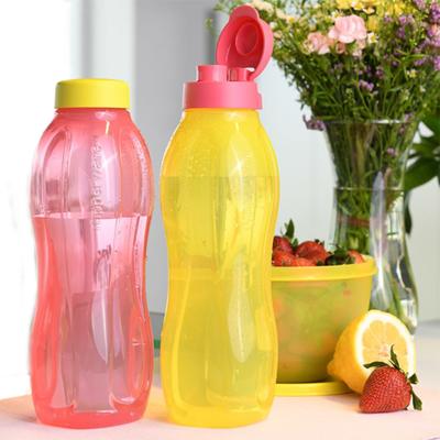 Набор: Эко бутылки (1,5 л) и контейнер Хит-Парад (2 л)