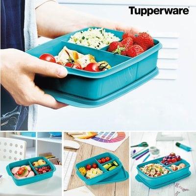 Набор контейнеров Здоровый перекус (1 л), 2 шт Тапервер