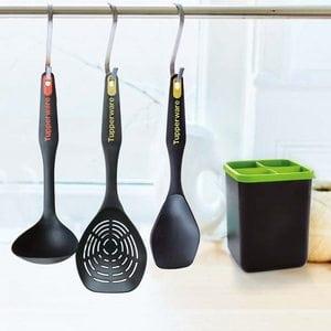 Кухонные приборы с подставкой