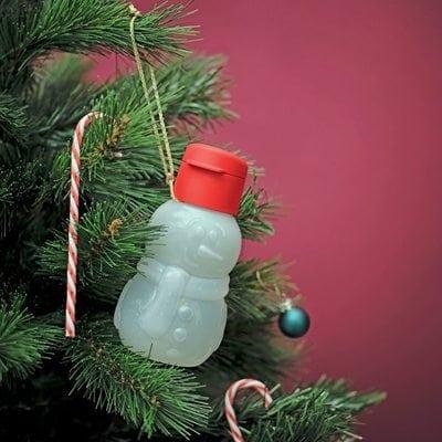 Детская бутылочка Tupperware Снеговик