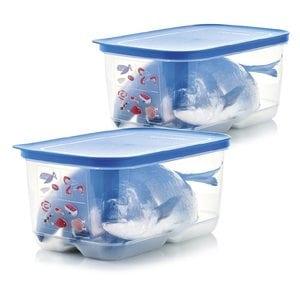 Холодильники для мяса и рыбы 4,4 л, 2 шт