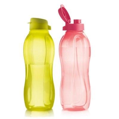 Набор Эко бутылок 1,5 л с клапаном Тапервер