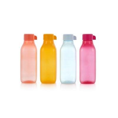 Набор квадратных бутылок Tupperware