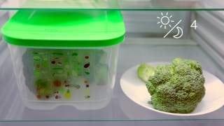 Как хранится брокколи