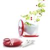 """Сушка для зелени и ягод """"Карусель"""" Tupperware с крышкой Джамбо"""