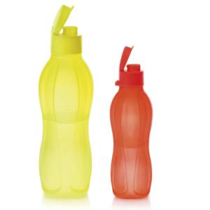 Набор эко бутылок (750 и 500 мл)