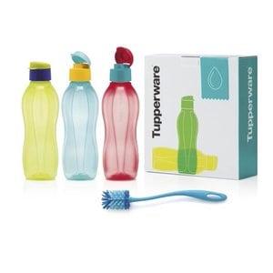 Набор эко бутылок в коробке