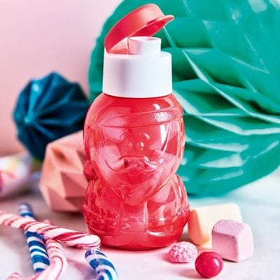 Детская бутылочка Дед мороз